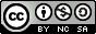 CreativeCommons: 姓名標示-非商業性-相同方式分享 4.0